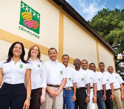 Somos la tercera confederación de productores agropecuarios más grande de la República Dominicana. Poseemos un extenso tejido social y una intensa red técnica, que sirve de soporte al capital social expandido por todo el territorio nacional.